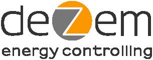 Logo dezem energy controlling